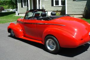 1940 chevy conv, street rod, hot rod