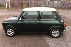 Classic Rover Mini Cooper 1275 X reg  Photo