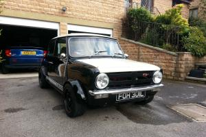 1972 classic mini clubman 1275gt fresh 1310 engine11 months MOT free tax rag top