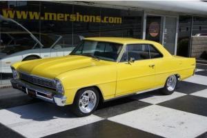 1966 Chevrolet Nova 383CI V8 with 350 Turbo Automatic Restored!