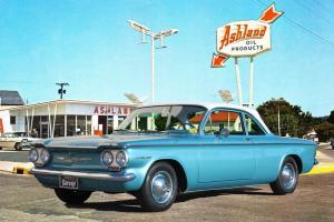 1960 CHEVROLET CORVAIR, BELAIR, IMPALA 700 COUPE