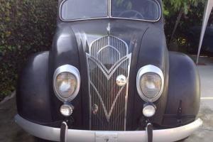 1936 DeSoto Airflow S2 Suicide 4-Door Chrysler - Rare Find!! Vintage Classic WoW