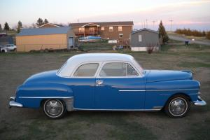 BEAUTIFUL!!! 1950 CHRYSLER NEWPORT ROYAL 2 DOOR COUPE!!!! RARE!!!! MAKE OFFER!!!