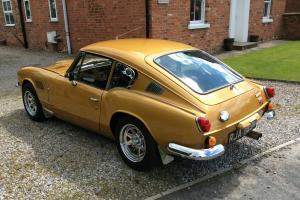 Triumph GT6 Mk2, 1970, 2000cc, 6 Cylinder