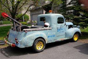 1946 Dodge rat rod pickup hot rod
