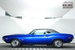 1973 Dodge Challenger 440 with 450 HP AUTO BUCKETS R/T Tribute!