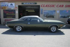 BARN FIND -- THEIR ONLY ORIGINAL ONCE -- MATCHING NUMBER 1973 DODGE CHALLENG