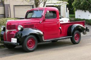 Same patina as Chevrolet Studebaker Fargo Ford Plymouth