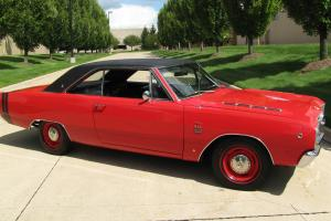 1968 Dodge Dart GTS LS23H8 383 4 speed Mopar big block