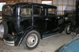 1931 Essex barn find