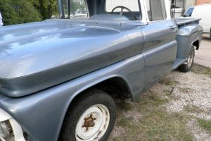 1962 GMC Stepside Pickup Project - Solid Texas Truck-SBC 350 V8 -Running- Trades