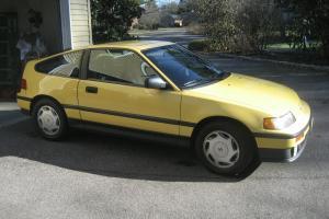 1989 Honda CRX si