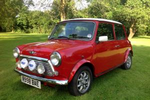 Classic Mini Cooper MPI 97' Photo