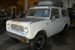1964 scout 80 Photo