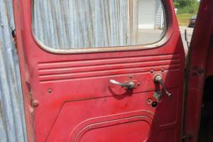 1946 International KB truck hot rod rat rod restoration project