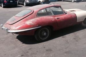 Jaguar EType FHC - 1969 - for total restoration.