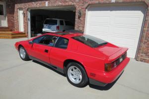 1988 Lotus Turbo Esprit, 21,000 miles, Excellent Condition,