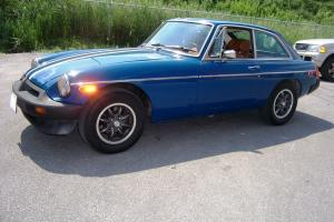 1974 1/2 MGB/GT