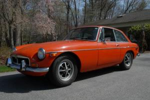 Beautiful condition 1973 MGB GT