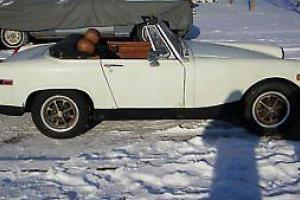 1975 MG Midget Convertible Photo