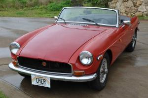 1973 MG MGB Base 1.8L