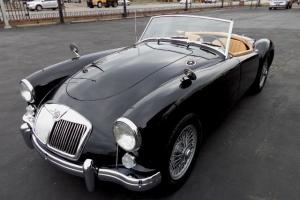 1960 MGA 1600 Roadster - Best Color Combination - Fully Restored Photo