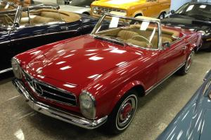 1966 Mercedes 230SL Convertible in Excellent condition. Restored, no rust