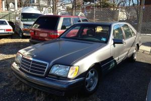 1997 MERCEDES BENZ S420 LONG WHEEL BASE MINT LOW MILES GARAGED CLEAN GERMANY