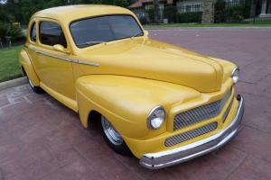 Street Rod: 400ci, Auto, A/C, Pwr Windows & Seats, All-Steel Stock-Bodied Coupe!