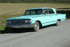 1963 Mercury Monterey Base 6.4L