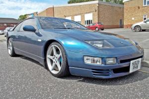 NISSAN 300ZX TWIN TURBO - MANUAL, FULL LEATHER, UK CAR, 12 MONTHS MOT, LONG TAX!