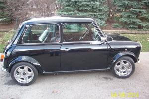 1960 Mini Cooper Street Rod 108 HP Photo