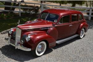1941 Packard Custom 180 LeBaron Limousine, Award Winning, 1 of 6 Extant!