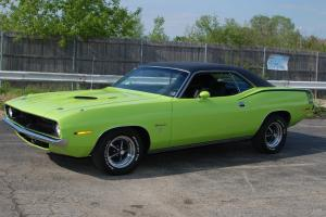 1970 Plymouth Barracuda Gran Coupe 5.6L