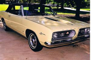 1967 Plymouth Barracuda Base 5.2L