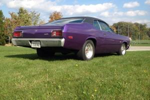 1973 440 Plum Crazy Plymouth Duster