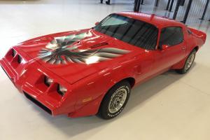 1979 Pontiac Trans Am, WS6, 400, 4spd. 10K Orig.  Miles. ONE OF THE BEST.