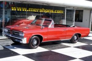1964 Pontiac GTO Tri-Power 4 Speed Manual Completely Restored PHS Documented