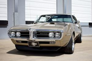 1967 Pontiac Firebird 400 Nunzi engine