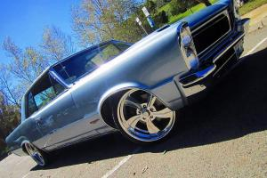 Pro Touring, Muscle cars.