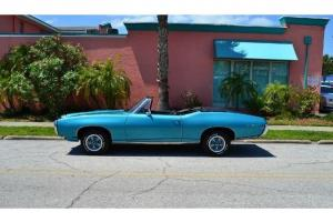 power brakes, power steering color keyed Rally Code K Meridian Turquoise