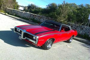 1969 Pontiac LeMans Base 6.6L