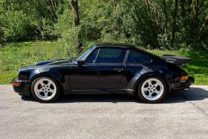 """1987 Porsche """"930"""" 911. Factory Air-Cooled Turbo. 30,627 miles"""