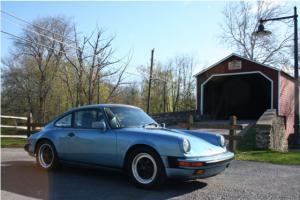 1985 Porsche 911 Coupe,Sunroof,Low Miles,Nice unmolested/original car!