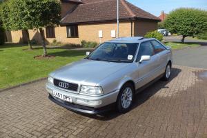 Audi Coupe 2.6 v6 Photo