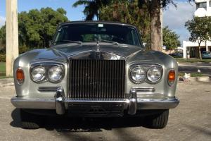 1972 Rolls-Royce Shadow Two Tone Paint, Long Wheel Base, Overall Great Condition Photo