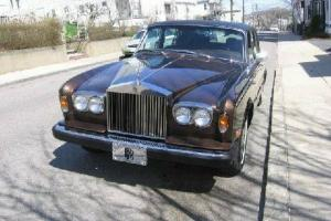 1980 Rolls Royce Silver Wraith ll Photo