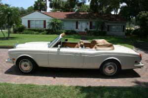 1986 Rolls Royce Corniche II ***15K Miles*** Pristine Conditions