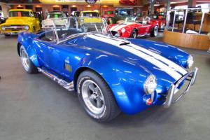 1966 Cobra Replica 302 Automatic, 2837 Miles