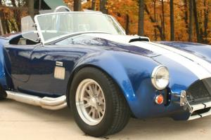 1965 AC Shelby Cobra Factory Five Replica
